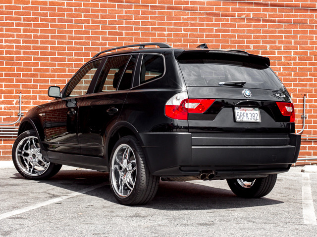 2005 BMW X3 2.5i Burbank, CA 3