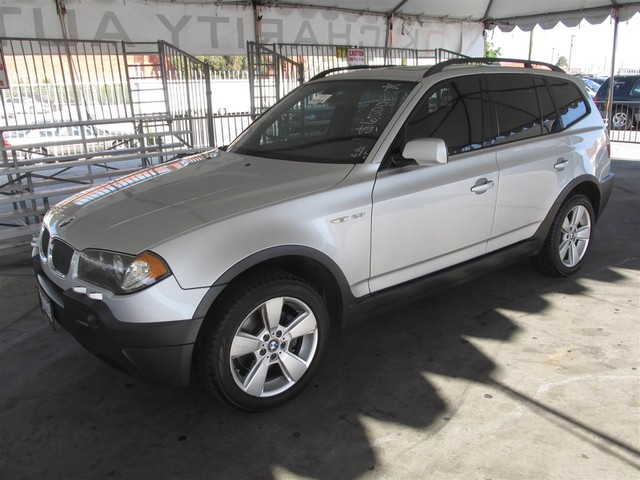2005 BMW X3 25i Please call or e-mail to check availability All of our vehicles are available