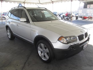 2005 BMW X3 2.5i Gardena, California 3