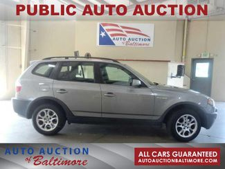 2005 BMW X3 2.5i  | JOPPA, MD | Auto Auction of Baltimore  in Joppa MD