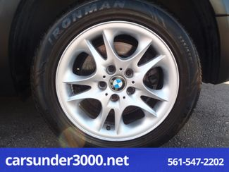 2005 BMW X3 2.5i Lake Worth , Florida 10