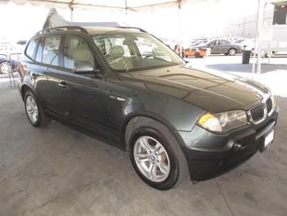 2005 BMW X3 3.0i Gardena, California 3