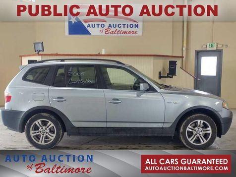 2005 BMW X3 3.0i  | JOPPA, MD | Auto Auction of Baltimore  in JOPPA, MD