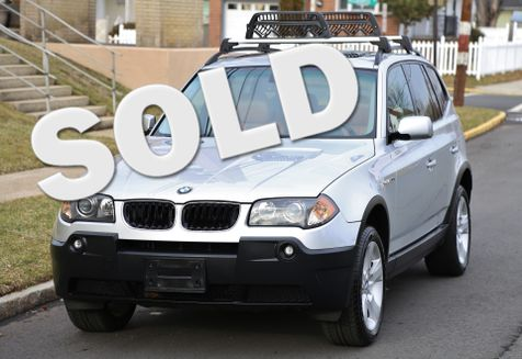 2005 BMW X3 3.0i  in