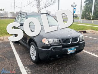 2005 BMW X3 3.0i Maple Grove, Minnesota
