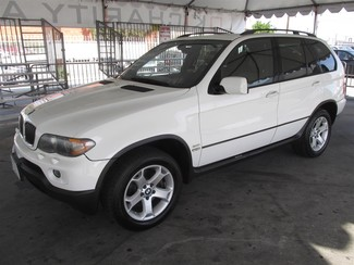2005 BMW X5 3.0i Gardena, California