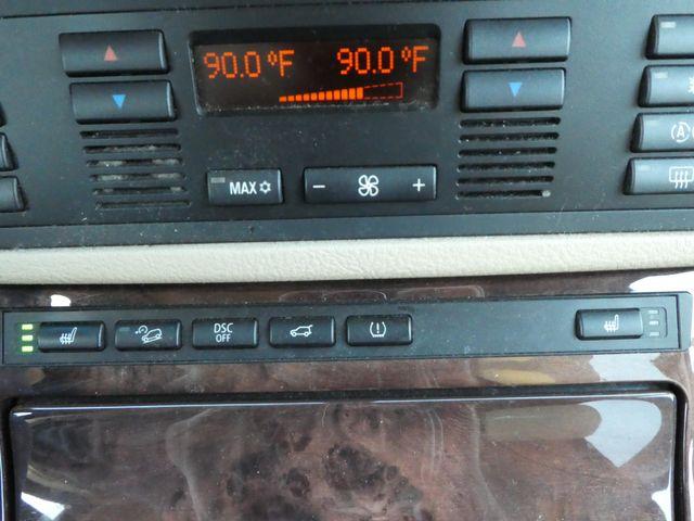 2005 BMW X5 3.0i 3.0I Leesburg, Virginia 24