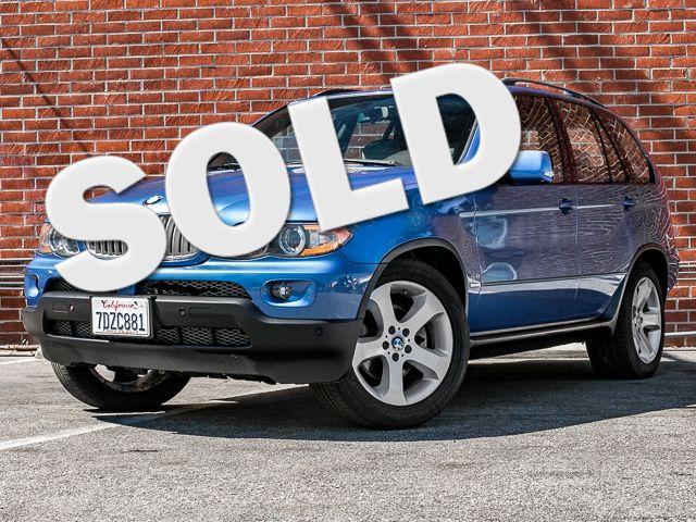 2005 BMW X5 4.4i Burbank, CA 0