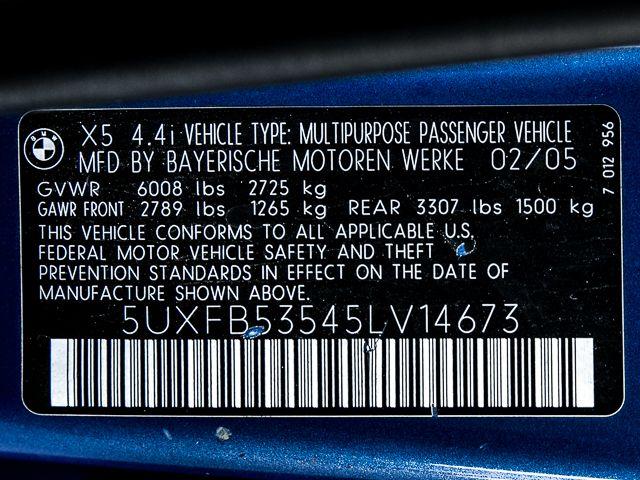 2005 BMW X5 4.4i Burbank, CA 21