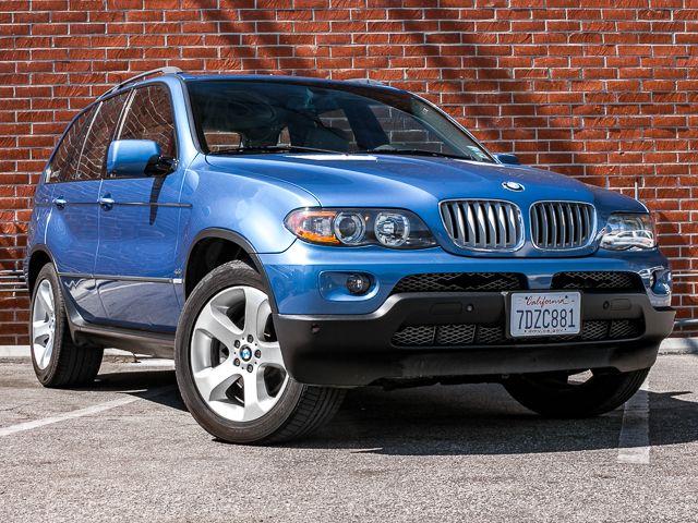 2005 BMW X5 4.4i Burbank, CA 2