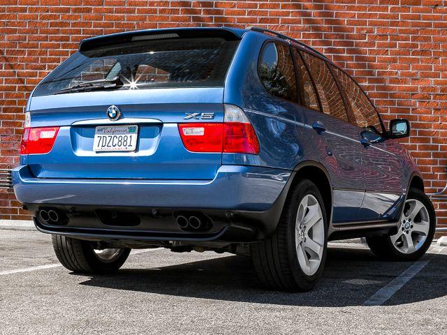 2005 BMW X5 4.4i Burbank, CA 3