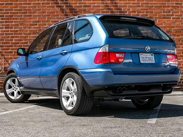 2005 BMW X5 4.4i Burbank, CA 5