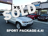 2005 BMW X5 4.4i sport Charlotte, North Carolina