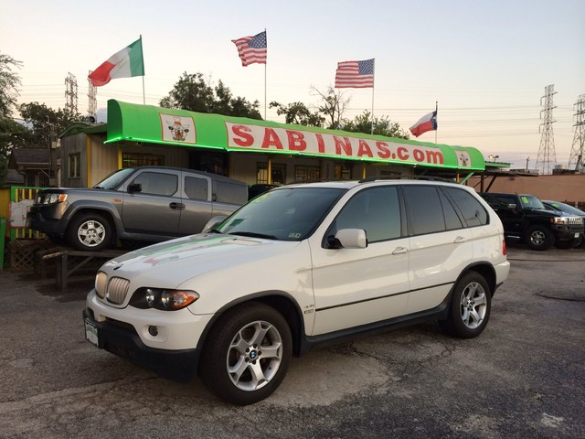2005 BMW X5 4.4i Houston, TX 0