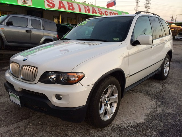 2005 BMW X5 4.4i Houston, TX 1
