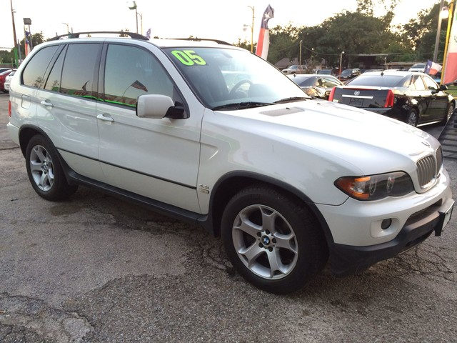 2005 BMW X5 4.4i Houston, TX 2