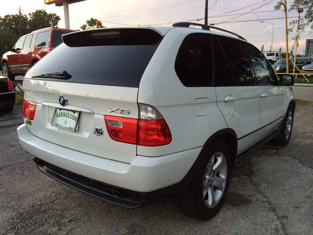 2005 BMW X5 4.4i Houston, TX 3