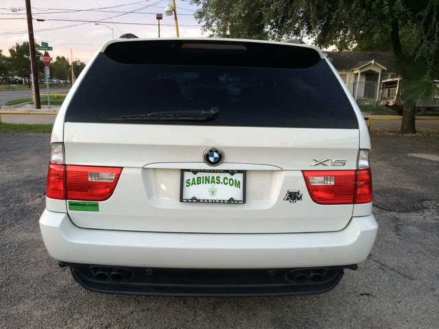 2005 BMW X5 4.4i Houston, TX 4