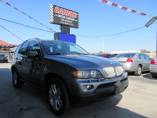 2005 BMW X5 4.4i, PRICE SHOWN IS THE DOWN PAYMENT south houston, TX 7