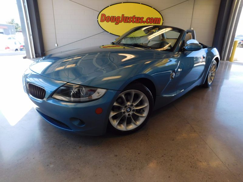 2005 BMW Z4 25i   city TN  Doug Justus Auto Center Inc  in Airport Motor Mile ( Metro Knoxville ), TN