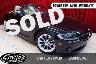 2005 BMW Z4 2.5i  | Daytona Beach, FL | Spanos Motors-[ 2 ]