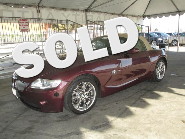 2005 BMW Z4 30i Please call or e-mail to check availability All of our vehicles are available