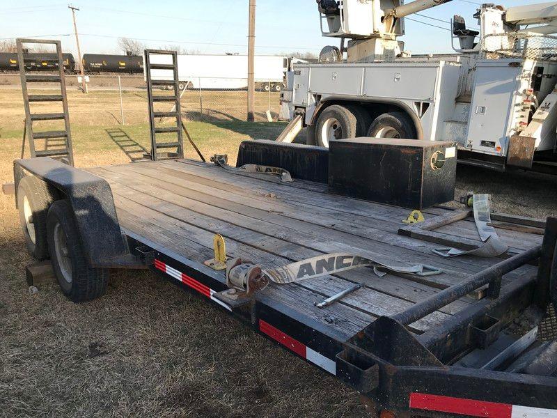 2005 Bri-Mar TANDEM AXLE TRAILER   city TX  North Texas Equipment  in Fort Worth, TX