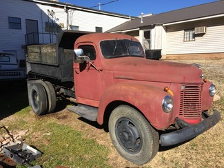 1946 International Dump Truck in Chandler OK