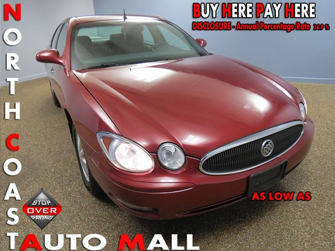 2005 Buick LaCrosse CX in Bedford, Ohio