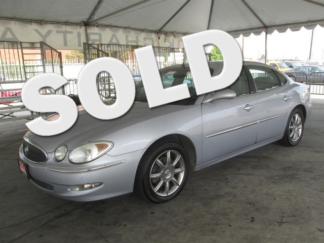 2005 Buick LaCrosse CXS Please call or e-mail to check availability All of our vehicles are ava