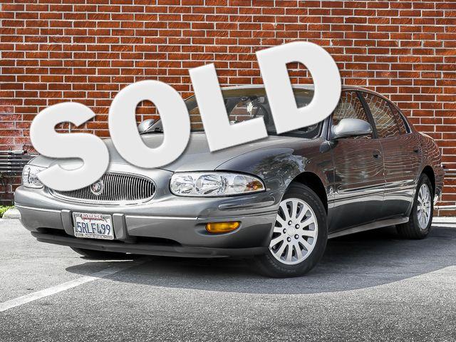 2005 Buick LeSabre Limited Burbank, CA 0