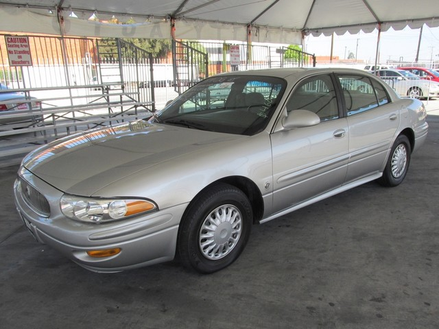 2005 Buick LeSabre Custom This particular Vehicles true mileage is unknown TMU Please call or