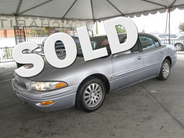 2005 Buick LeSabre Limited Please call or e-mail to check availability All of our vehicles are