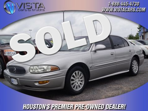 2005 Buick LeSabre Custom in Houston, Texas