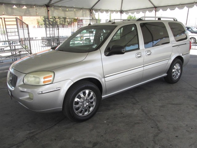 2005 Buick Terraza CXL This particular Vehicle comes with 3rd Row Seat Please call or e-mail to c