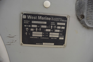2005 West Marine C310 RIB Inflatable East Haven, Connecticut 5