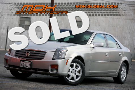 2005 Cadillac CTS - Only 84K miles - Leather in Los Angeles