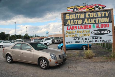 2005 Cadillac CTS HI FEATURE V6 in Harwood, MD