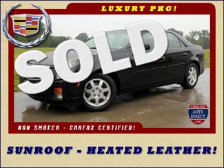 2005 Cadillac CTS LUXURY - SUNROOF - HEATED LEATHER! Mooresville , NC