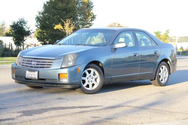 2005 Cadillac CTS Santa Clarita, CA 1