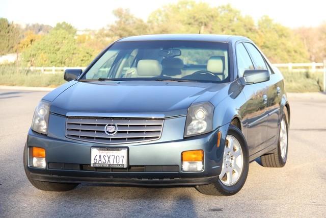 2005 Cadillac CTS Santa Clarita, CA 4