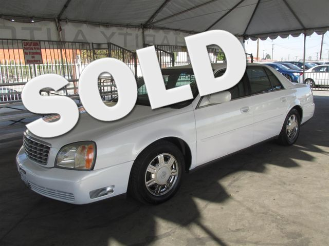2005 Cadillac DeVille This particular vehicle has a SALVAGE title Please call or email to check a