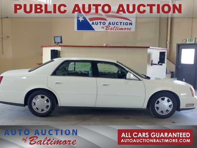2005 Cadillac DEVILLE  | JOPPA, MD | Auto Auction of Baltimore  in JOPPA MD