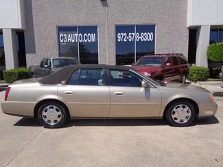 2005 Cadillac DeVille  in Plano Texas