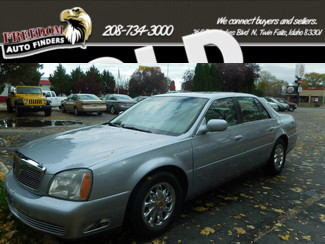 2005 Cadillac DeVille DHS in Twin Falls Idaho