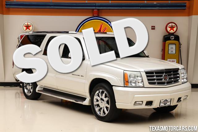 2005 Cadillac Escalade ESV Platinum Edition This Clean Carfax 2005 Cadillac Escalade ESV Platinum