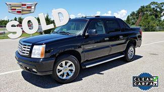 2005 Cadillac Escalade EXT BLACK EXT Pickup Truck    Palmetto, FL   EA Motorsports in Palmetto FL