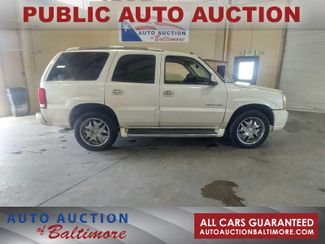 2005 Cadillac Escalade  | JOPPA, MD | Auto Auction of Baltimore  in Joppa MD