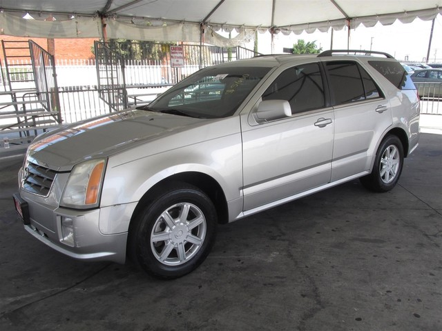 2005 Cadillac SRX This particular Vehicle comes with 3rd Row Seat Please call or e-mail to check