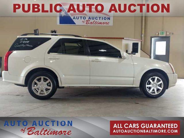 2005 Cadillac SRX    JOPPA, MD   Auto Auction of Baltimore  in JOPPA MD